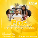 Pós-Graduação em Gestão, Supervisão e Coordenação Pedagógica